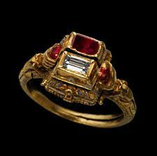 gimmel ring cabinet of curio stories birth and a renaissance gimmel ring