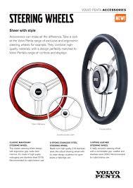 volvo steering wheel steering wheels volvo penta pdf catalogues documentation