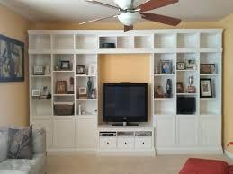 Built In Bookshelves Around Tv by Built In Bookcases Around Fireplace Plans Built In Shelves Around