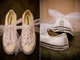 wedding shoes converse beckie s sheboygan wedding at the bull