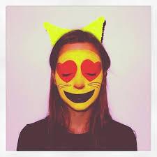 emoji costumes for 4 dyi