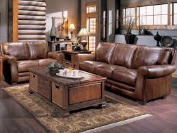 Brown Leather Living Room Set Leather Living Room Set Best Inspirations For Your Home