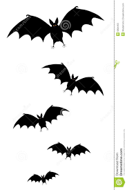 halloween bat clipart black and white clipart panda free