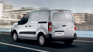 peugeot small car new peugeot partner showroom small van