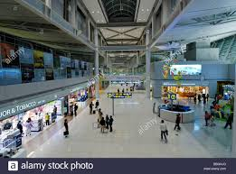 terminal at incheon international airport seoul south korea