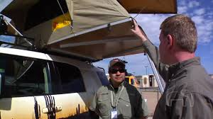 Baja Rack Fj Cruiser Ladder by Interview With Baja Rack At Overland Expo 2009 Youtube