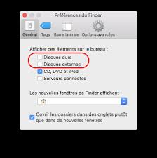 afficher disque dur bureau mac mac os x 10 comment accéder au gestionnaire de peripheriques