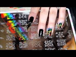 45 best nail stamping images on pinterest nail stamping london