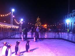 outdoor ice skating royal pavilion dec jan child friendly