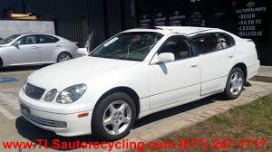 lexus cars for sale in arkansas lexus gs 300 2000 car for parts youtube