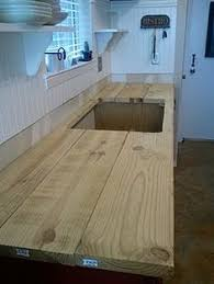 comptoir cuisine bois paso a paso para una encimera de madera en la cocina comptoirs