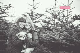 jordan u0026 sara u0027s secret proposal at ty cerrig christmas tree farm