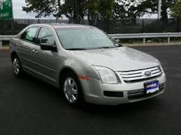 2007 ford fusion s used 2007 ford fusion for sale in laurel md carmax