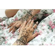 diy fake henna tattoos missplanktonsbeautys webseite