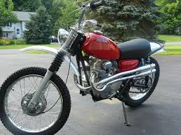 custom honda 1971 custom honda scrambler for sale new restoration