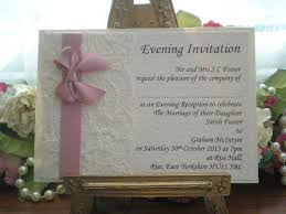 Vintage Lace Wedding Invitations The 25 Best Evening Wedding Invitations Ideas On Pinterest