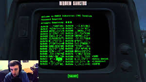 fallout 4 terminal hacking guide youtube