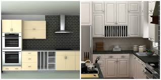 Open Source Kitchen Design Software Kitchen Open Cabinets With White Aqua Lime Green Silver Accents