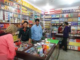 store in india expanded and improved pundir general store in tapovan india