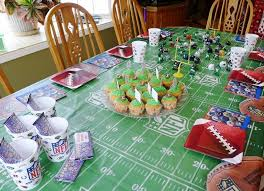 football party decorations football party decorations archives kids birthday