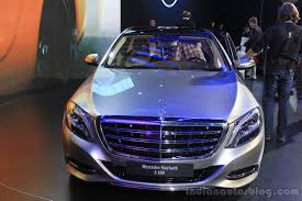maybach 2014 la live mercedes maybach s class indian autos blog