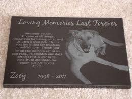engraved memorial stones rip dog plaques 5x7 black granite pet memorial plaque laser