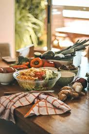 cuisine santé salade sante the green ananas