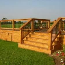 decks and fences by ryan decks u0026 railing 1361 ouellette avenue