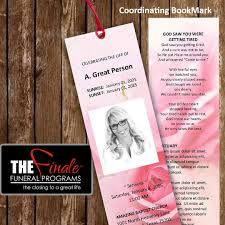 Where To Print Funeral Programs 21 Funeral Bookmark Templates U2013 Free Sample Example Format