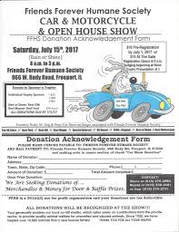 501 C 3 Donation Receipt 100 Car Donation Tax Deduction Amount Vehicle Donation