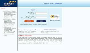 email mandiri business internet banking business internet banking mandiri