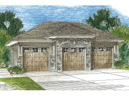 3 car detached garage plans 3 car garage plans three car garage plan design 050g 0004 at