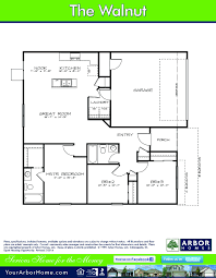 Builder Floor Plans by Arbor Homes Your Indiana New Home Builder Arbor Homes