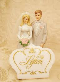 vintage cake topper groom wedding cake topper vintage lefton new 1992