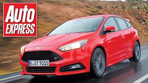 ford focus diesel ford focus st diesel review
