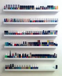 how do you store your nail polish