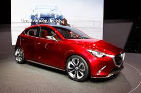 mazda motors uk new mazda 2 hinted in hazumi concept autocar
