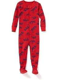 baby boy pajamas navy
