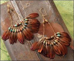 make feather earrings 65 best feather earrings images on feather