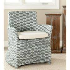 Rattan Accent Chair Wicker Accent Chairs Chairs The Home Depot