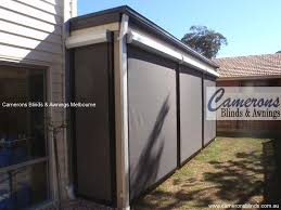 Cafe Awnings Melbourne Camerons Blinds U0026 Awnings Ziptrak Alfresco Blinds