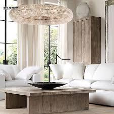 Light For Kitchen Island Luxury Crystal Pendant Light For El Foyer Vanity Pendant Lamp