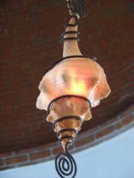 Seashell Light Fixtures Conch L Shell L Shell And Coastal