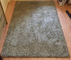 ikea gaser rug beige excellent condition in posot class