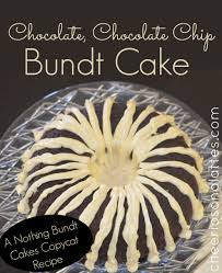 recipes for nothing bundt cakes cake man recipes