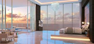 muse condos sunny isles beach offers a unique trophy penthouse