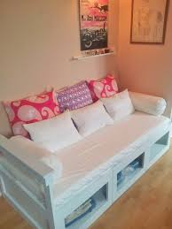 Daybed With Storage Underneath White Diy Daybed With Storage Underneath Picture Decofurnish