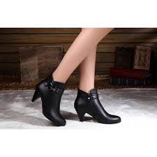 womens boots large sizes 100 genuine leather boots shoes ankle boots 2016