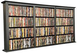 wood cd wall shelf