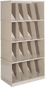 large storage shelves stackbin category landing page